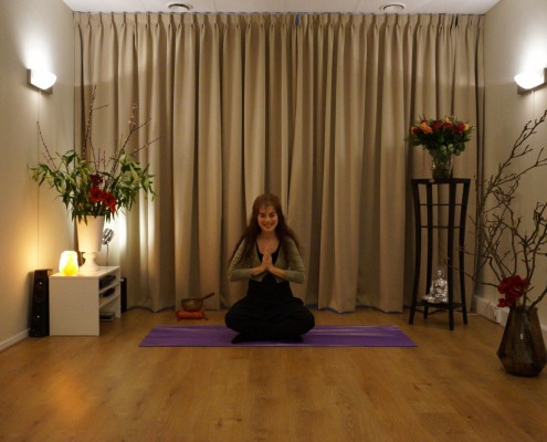 Gratis proefles yoga Rotterdam